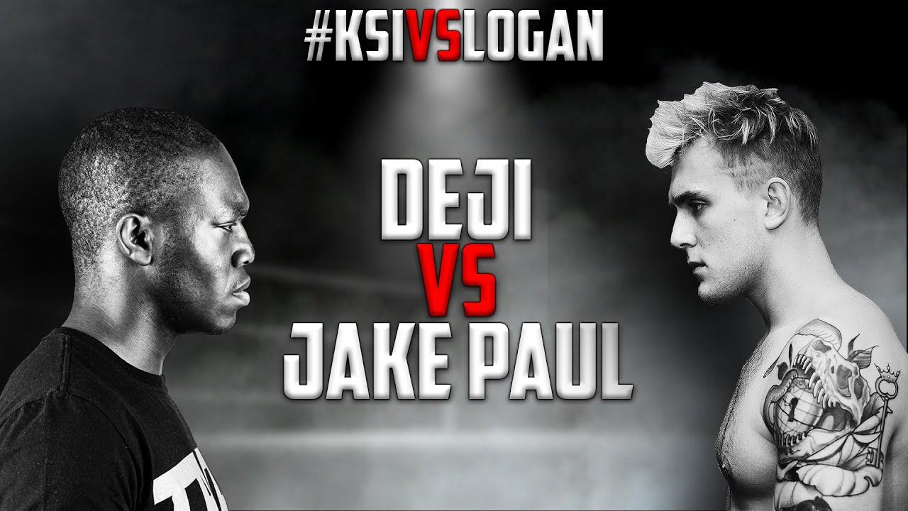 Deji vs Jake Paul