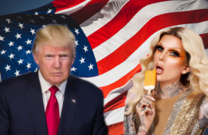 Donald Trump Jeffree Star