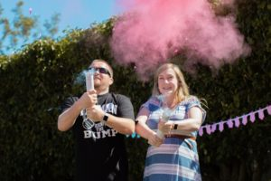 Gender Reveal its a girl!